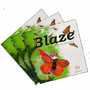 Blaze - Children's Book