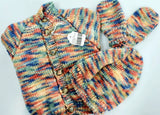 Cardigans, Gloves & Hat 6 to 12mths