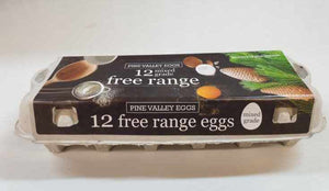 Free Range Eggs - Pine Valley Eggs