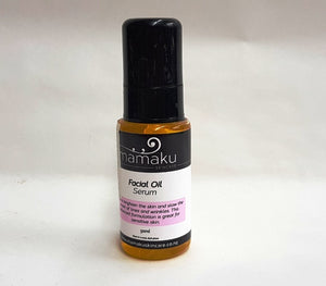 Facial Oil Serum 50ml - Mamaku Skincare