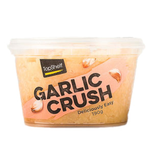 Garlic Crush 190g -TopShelf