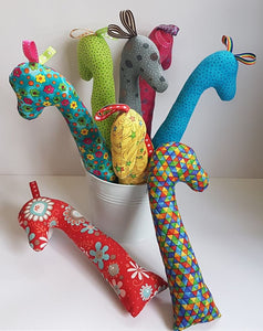 Giraffe Softies - Helenz