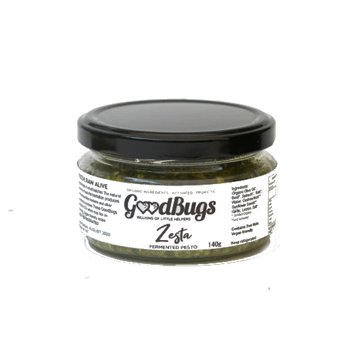Fermented Pesto - GoodBugs