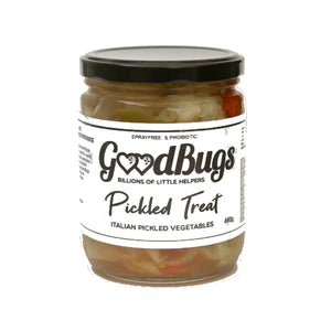 Pickled Treat 460g - GoodBugs