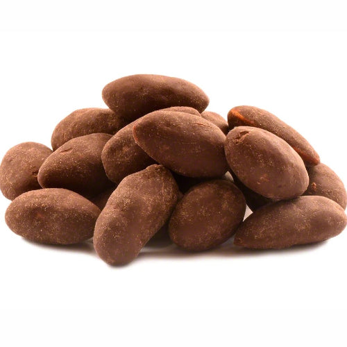 Chocolate & Cocoa Dusted Almonds - 500g