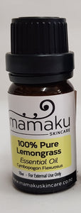 Pure Essential Oil - Mamaku Skincare