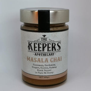 Masala Chai - The Keepers Apothecary