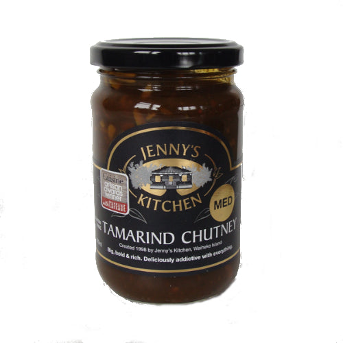 Tamarind Chutney Medium 300ml - Jenny's Kitchen
