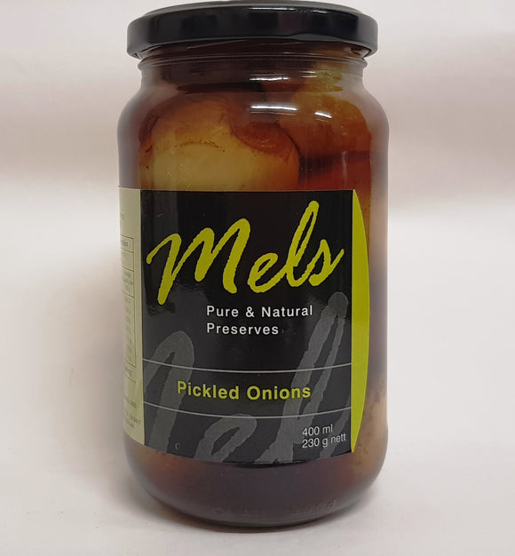 Pickled Onions - Mels