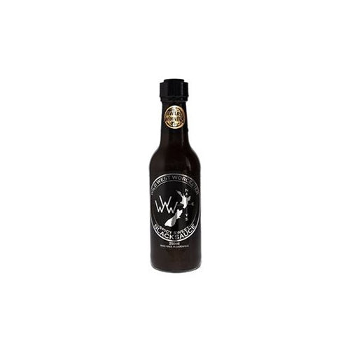 Original Spicy, Sweet Blacksauce 150ml - Wild West Worcester