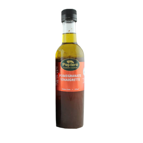 Pomegrante Vinaigrette 375ml - Peplers