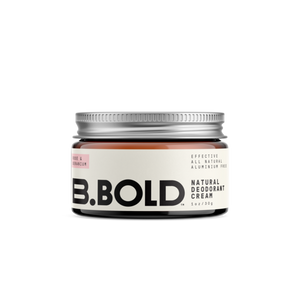 Rose and Geranium Deodorant - B.Bold