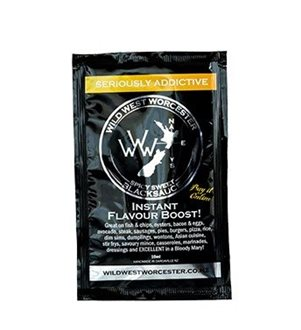 Sweet Blacksauce Sachets - Wild West Worcester