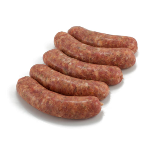 Organic Sausages x 6 - TOFS