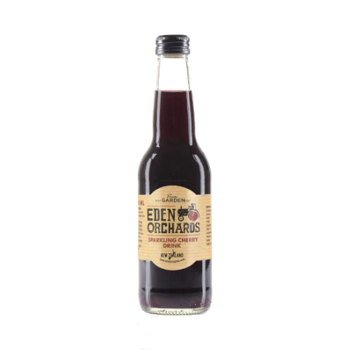 Sparkling Cherry Juice 330ml - Eden Orchards