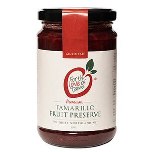 Tamarillo Fruit Preserve - For the luv of Tams