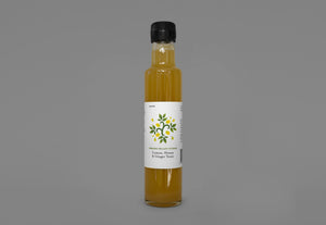 Lemon, Ginger & Honey Tonic 250ml - Omahu Valley Citrus