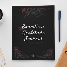 Load image into Gallery viewer, Boundless Gratitude E-Journal - Large