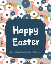 Load image into Gallery viewer, Easter Card Set