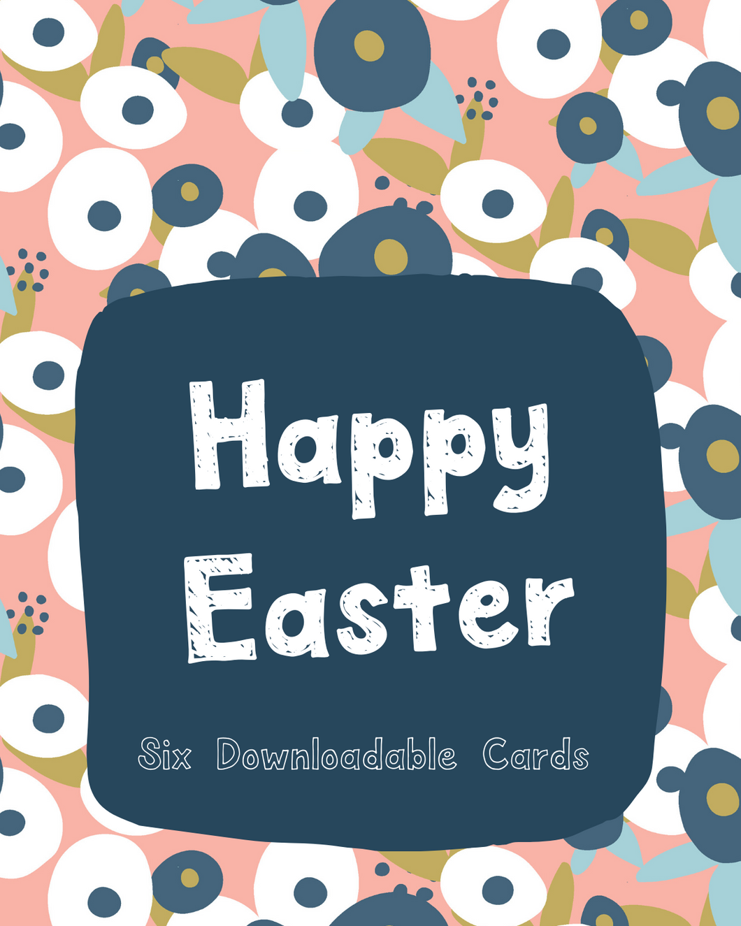 Easter Card Set