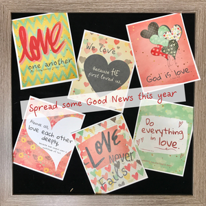 Valentine's Card Set