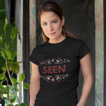 Load image into Gallery viewer, Short Sleeved (Un)SEEN T-shirt