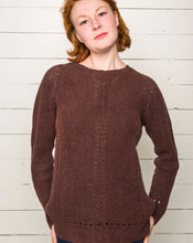 Load image into Gallery viewer, #305W Casual Garter Stitch Pullover