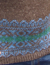 Load image into Gallery viewer, #311 Border Fairisle