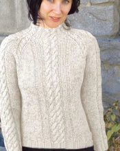 Load image into Gallery viewer, #333 Cabled Pullover