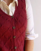 Load image into Gallery viewer, #339  Button Vest