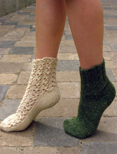Load image into Gallery viewer, #404 Fancy & Simple Socks