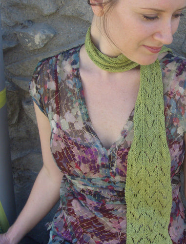 #420 Pair of Scarves
