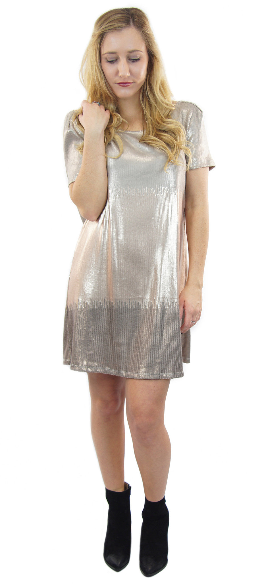 free people | drenched in sequins dress - klōthe - 1