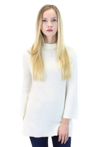 braes mock neck sweater - klōthe - 2