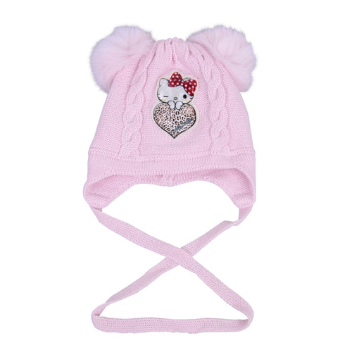 Pink Hello Kitty Hat