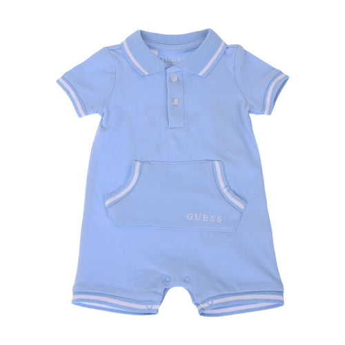 Baby Blue Guess Shortie