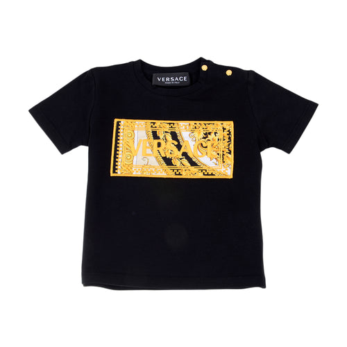 Black & Gold Versace T-Shirt