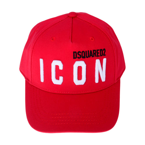 Red Icon Cap
