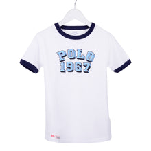 Load image into Gallery viewer, White 'Polo 1967' T-Shirt