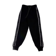 Load image into Gallery viewer, Girls Black Sweat Pants