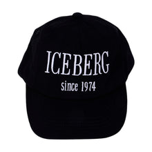 Load image into Gallery viewer, Black Iceberg Hat