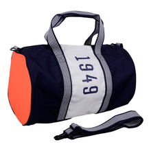 Load image into Gallery viewer, Navy Sports Bag