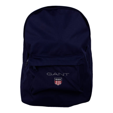 Navy Shield Backpack