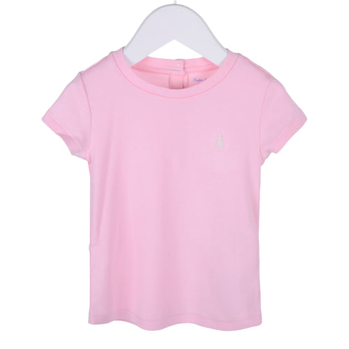 Baby Girls Pink T-Shirt
