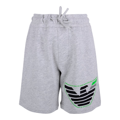 Grey Eagle Logo Sweat Shorts