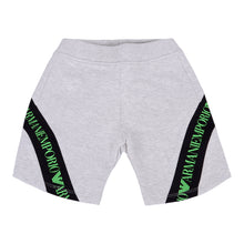 Load image into Gallery viewer, Grey Logo Sweat Shorts