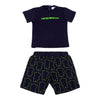 Navy T-Shirt & Shorts Set