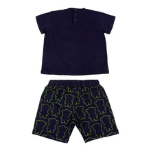 Load image into Gallery viewer, Navy T-Shirt & Shorts Set