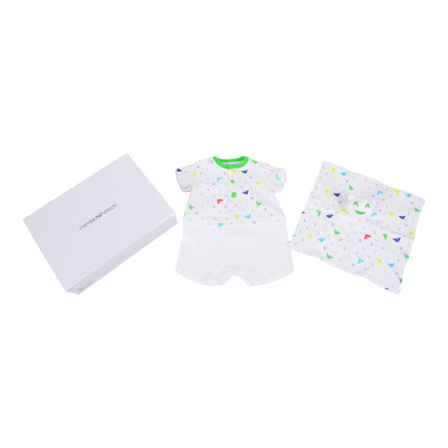 White Shortie & Dou Dou Gift Set