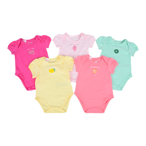 5 Piece Baby Girl Bodies